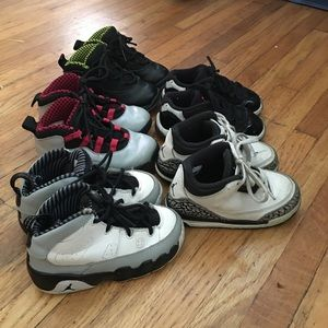 Toddlers Jordans size 8c all good condition